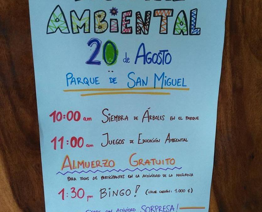 CREMA and TURTLE TRAX organize an Environmental Festival